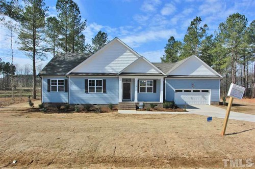 10 South Sunny Dale Drive, Friendship Crossing, Middlesex NC (Homesite 24) - $234,900