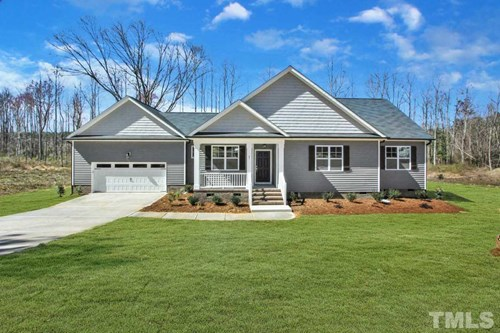 47 Friendly Circle, Friendship Crossing, Middlesex NC (Homesite 27) - $237,900