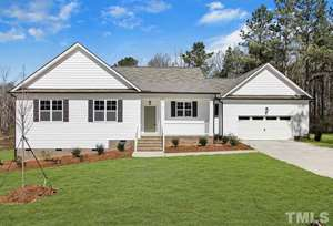 40 Friendly Circle, Friendship Crossing, Middlesex NC (Homesite 28) - $237,900