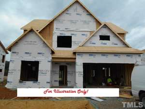 633 Southwick Place, The Meadows, Mebane NC (Homesite 131) - $299,900