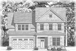 665 Southwick Place, The Meadows, Mebane NC (Homesite 114) - $299,900
