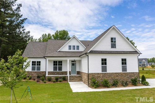 146 W Odell Lane, Highland Crossing, Zebulon NC (Homesite 6) - $345,000
