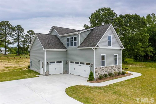 41 E Odell Lane, Highland Crossing, Zebulon NC (Homesite 44) - $314,900