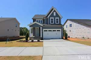 821 Park Vista Drive, The Bluffs at Joyner Park, Wake Forest NC (Homesite 30) - $300,000