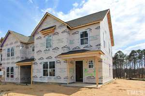1400 Lawson Creek Way, Carraway Gardens at Tryon, Wake Forest NC (Homesite 9) - $300,000