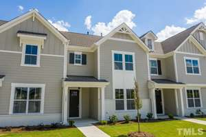 1408 Lawson Creek Way, Carraway Gardens at Tryon, Wake Forest NC (Homesite 13) - $275,000