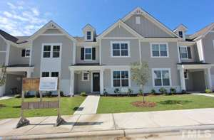 1406 Lawson Creek Way, Carraway Gardens at Tryon, Wake Forest NC (Homesite 12) - $285,000