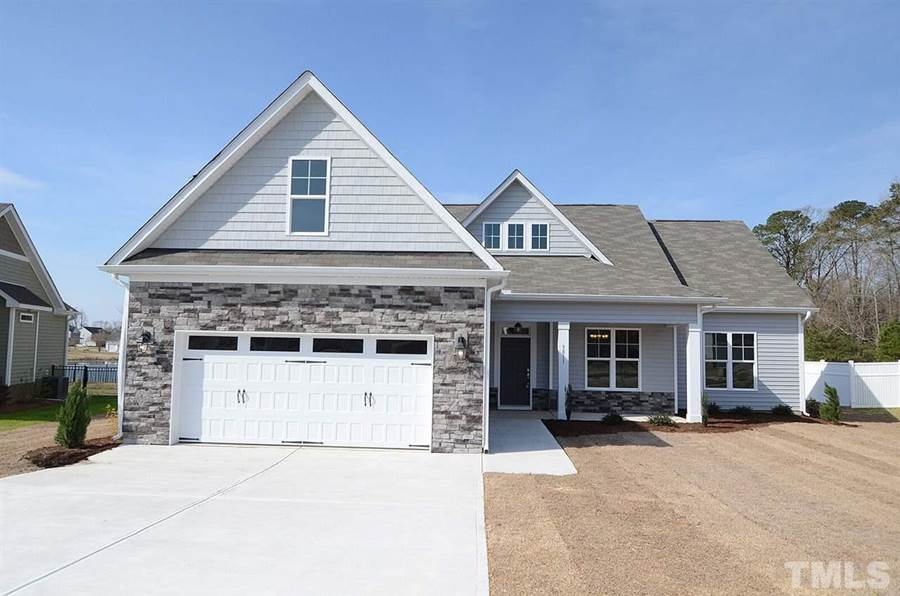 New Homes For Sale In Walkers Trace Wilson Nc 3811 Ramblewood Hill