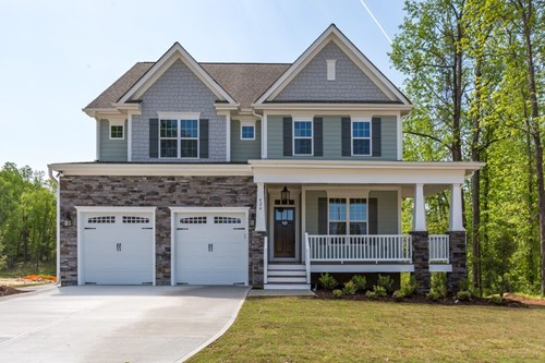 Carlton pointe new homes for sale in rolesville nc for Sioux falls home builders floor plans