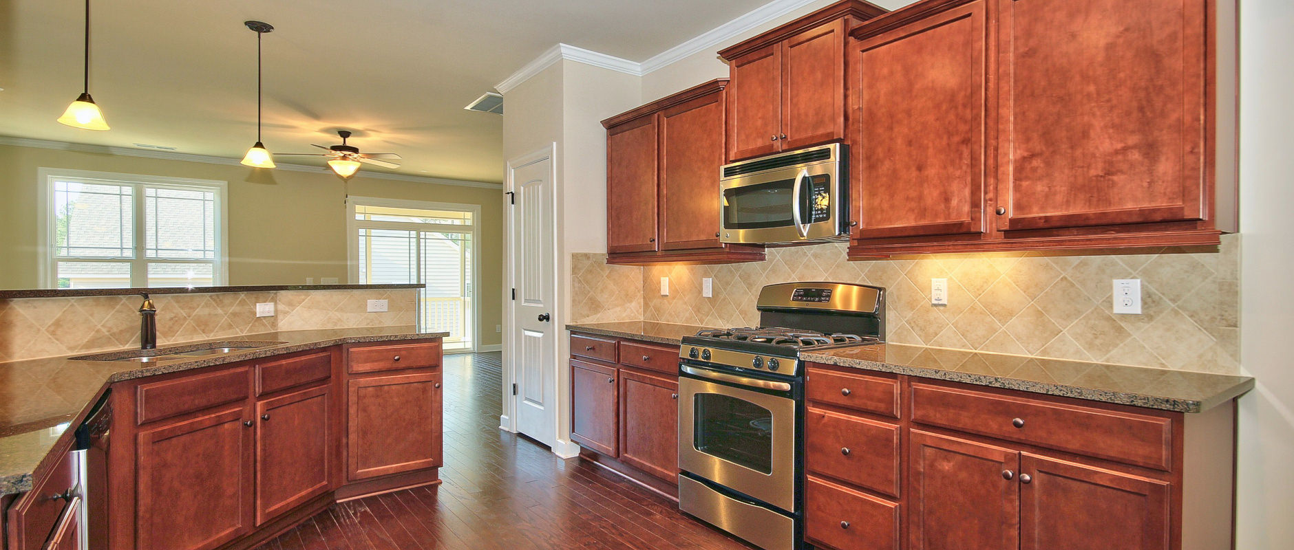 Raleigh new homes for sale