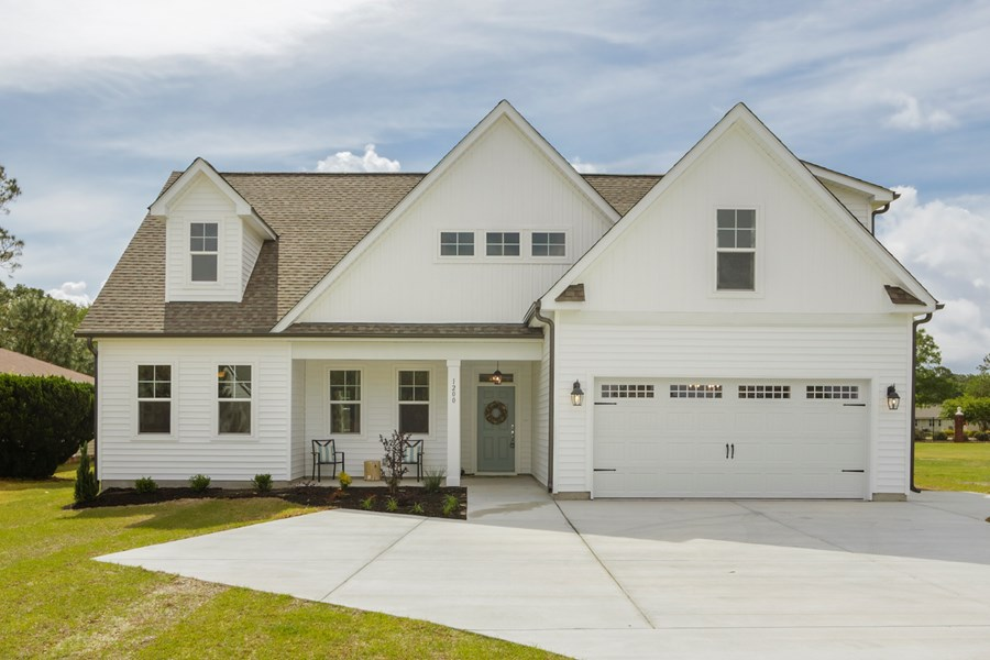 Fairfield Harbour New Homes For Sale In New Bern Nc